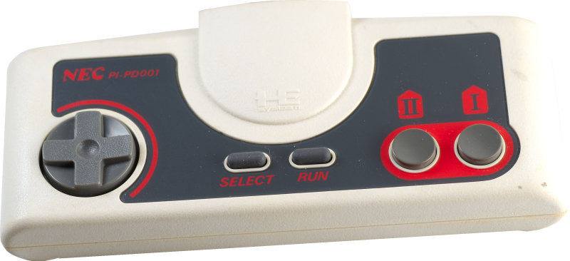 PC Engine Pad